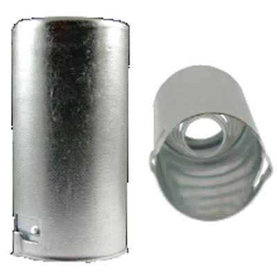 Aluminum tube shields for Audity One